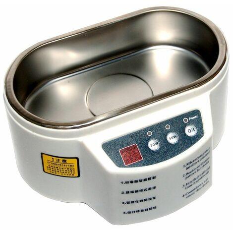 Cubeta limpieza de residuos mediante ultrasonidos MLINK 105-D tanque 0,5 Litros 30/50W