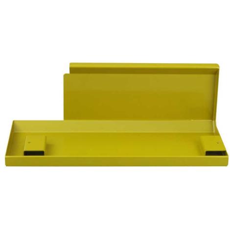 Cubeta recoge virutas con salpicadero para torno FD 150/E Proxxon
