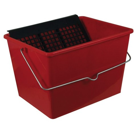 Cubeta +rejilla - RULO - C71300 - 16 L
