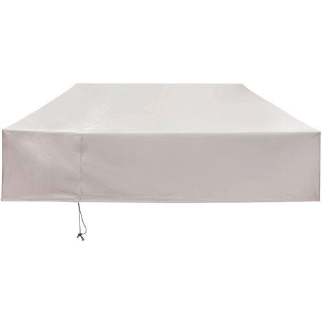 Cubierta de bañera SPA al aire libre Cubierta impermeable a prueba de polvo 240 * 240 * 50cm Hasaki