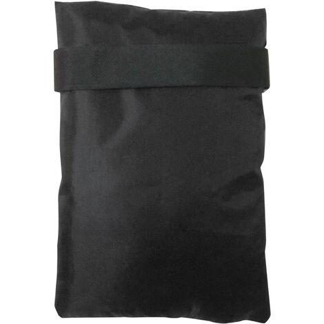 Cubierta de grifo para exteriores para proteccion contra congelacion de grifo de invierno, calcetin para cubierta de grifo, protector de grifo anticongelante para exterior, cubierta de grifo aislada, rojo