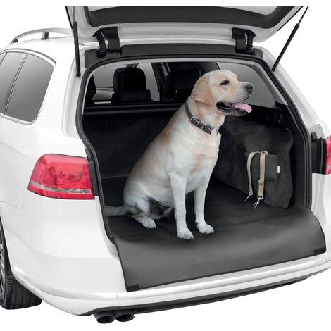 Cubierta de maletero de coche de piel sintética impermeable universal para animales