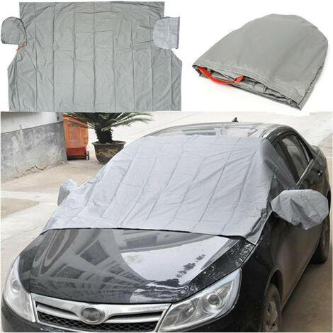 Cubierta de parabrisas Espejo Protector de ventana Magnético Anti Nieve Hielo Auto