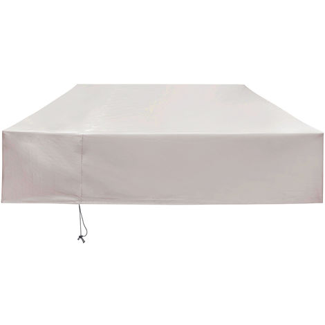 Cubierta de spa exterior Bañera Cubierta de polvo 220x220x50cm LAVENTE