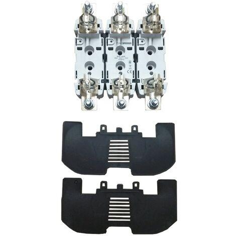 Cubierta del soporte del fusible. para NH-fusible 3P tornillo de fijación 2543010