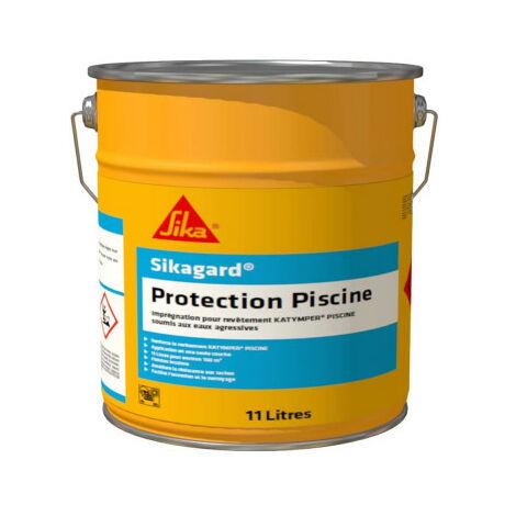 Cubierta SIKA - Protección de Piscina Sikagard - 11L