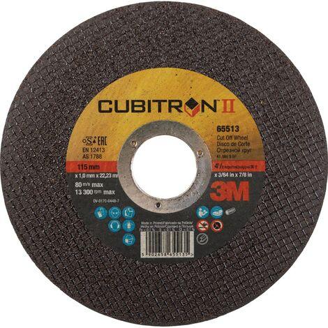 Cubitron™ II Cut-off Wheel Type 41