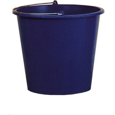 Cubo Agua Asa Metalica - - CU-08 - 8 L..