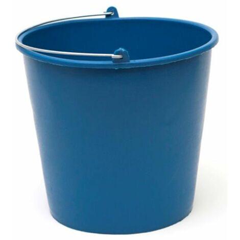 Cubo Agua Liso Reciclado - Azul