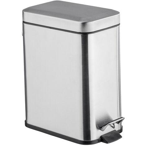 Cubo con pedal Square WENKO