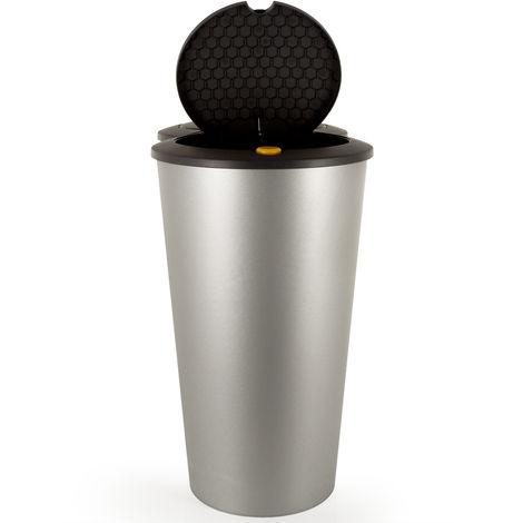 Apertura presión automática: cubo de basura