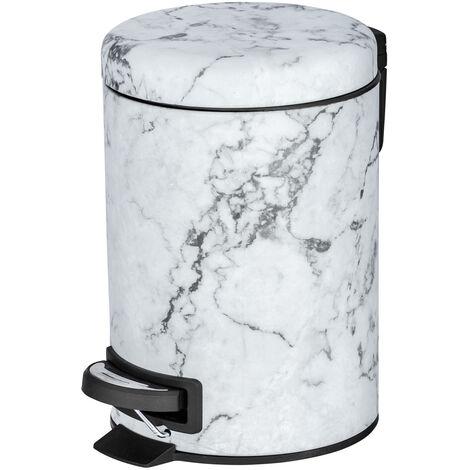 Cubo de pedal para cosmética Onyx