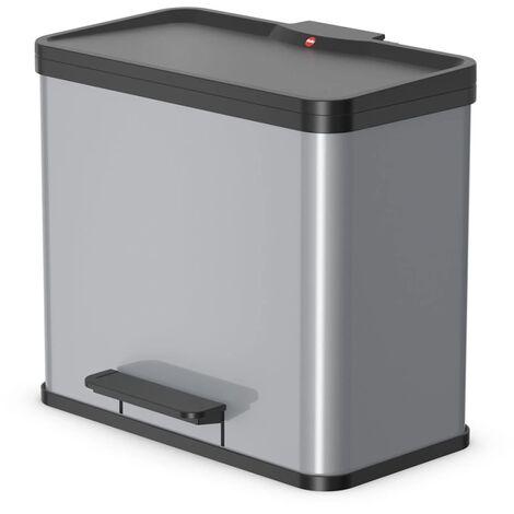 Cubo de reciclaje triple 3x11 litros Trento öko 3x11 - P7-01-030-V01