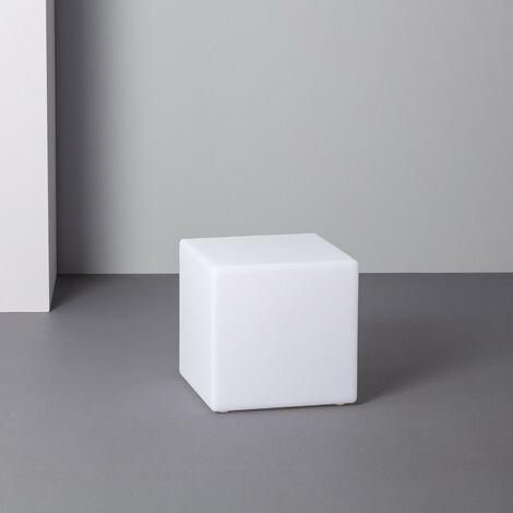 Cubo LED RGBW Recargable 30 cm - 30 cm