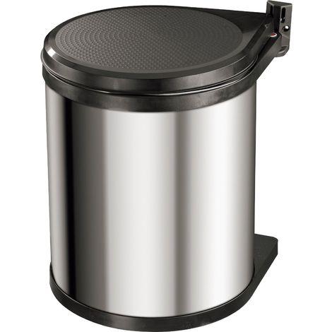 Cubo para residuos integrado 15 litros Compact-Box 15 - P7-01-031-V01