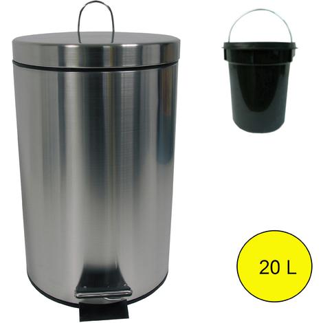 Capacidad del cubo de basura