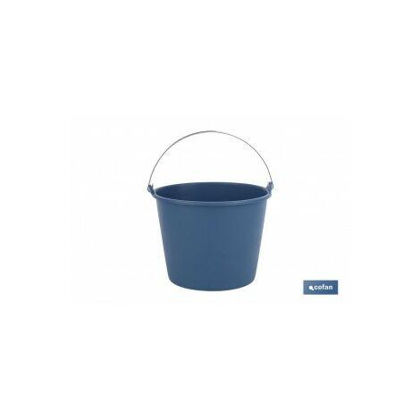 """main image of """"Cubo plastic asa metal 8l"""""""