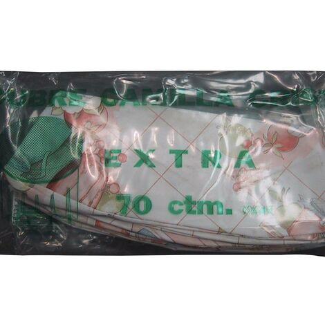 Cubre Camilla Mesa Semihule Estampado 090Cm Plastico Teplas 0.90