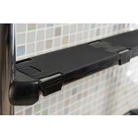 Cubre peldaños plástico conversor antideslizante universal escaleras de piscinas. AQSS