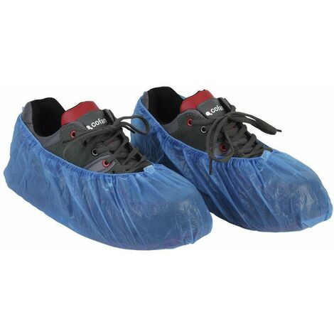 Cubre Zapatos Polipropileno Blanco (100 Unds)