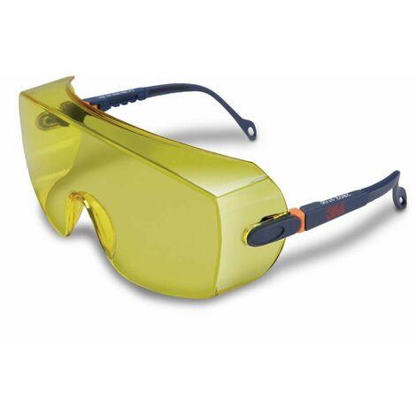 Cubregafas CONFORT - amarilla y AR 3M 2802
