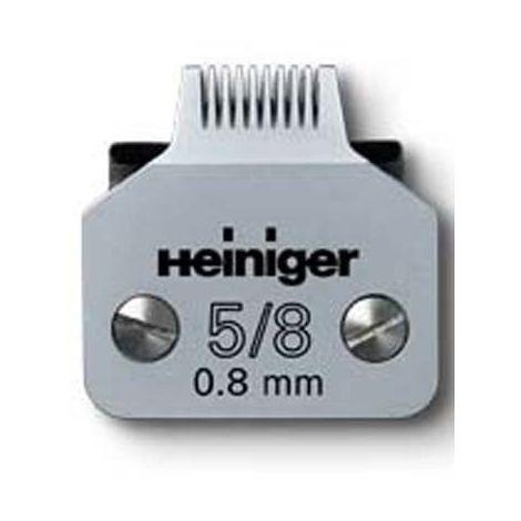 Cuchilla de esquila Heiniger Saphir 0,8 mm para perros y gatos