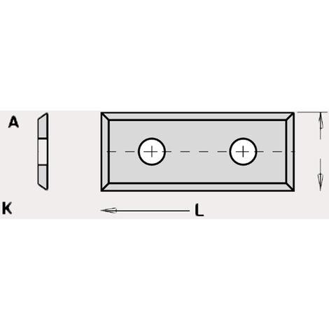 """main image of """"790.00 CUCHILLAS ESTANDAR - 2 CORTES"""""""