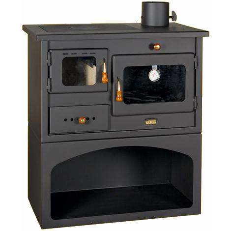 Cucina a legna con forno \
