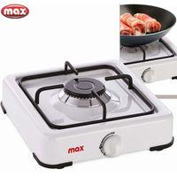 Cucina Bianca 1 Fuoco a Gas Fornello Campeggio Cucina Cucinino Professionale Max