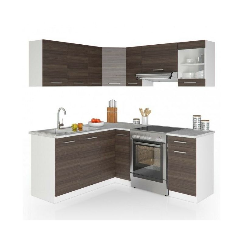 Beautiful Cucina Componibile Ad Angolo Pictures - Lepicentre ...
