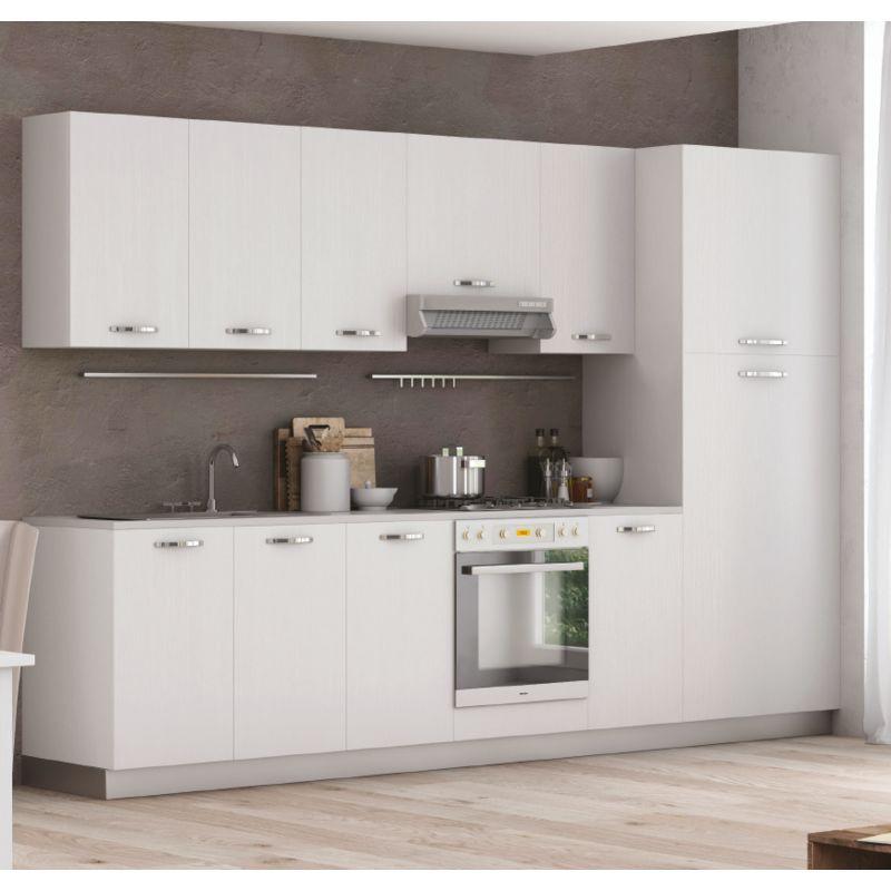 Cucina moderna componibile in legno
