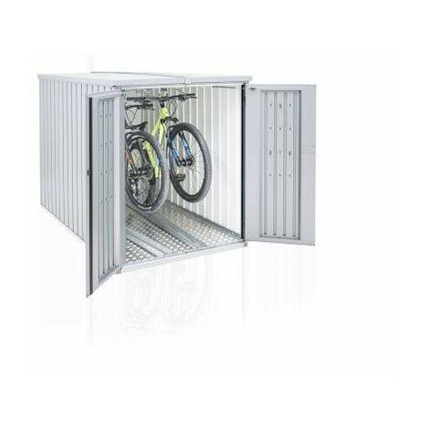 Cuelgabicicletas Para Minigarage Metalico Biohort