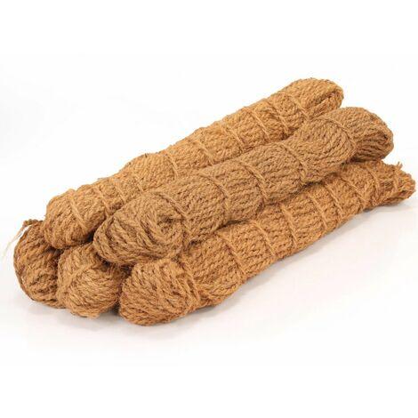 Cuerda de fibra de coco 10 mm 500 m