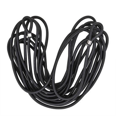Cuerda elástica de 7M con bucles en los extremos