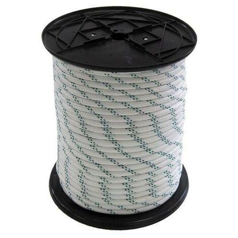 Cuerda nilón trenzado. Media tenacidad (MT)-Ø 12 mm