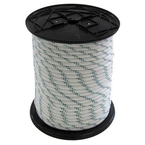 Cuerda nilón trenzado. Media tenacidad (MT)-Ø 4 mm