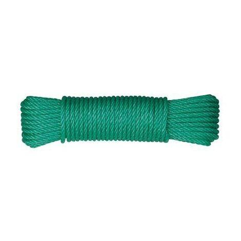 Cuerda plástico polietileno-bobina - varias tallas disponibles