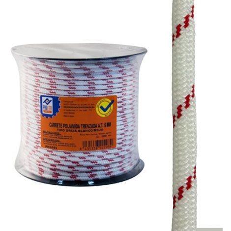 Cuerda Poliam.trenz. A.t. 8 Mm - NEOFERR - PH0594 - 100 M