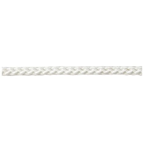 Cuerda polipropileno 6mm blanco (por 150)