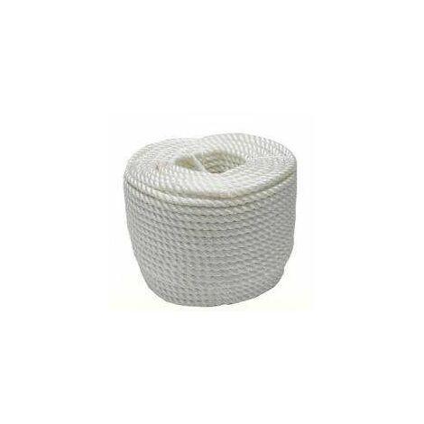 Cuerda Polipropileno Blanca 10 Mm (200M