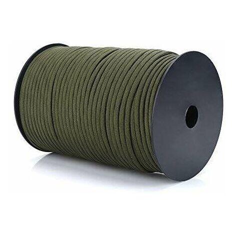 Cuerda Polipropileno Riel Kaki (200M.