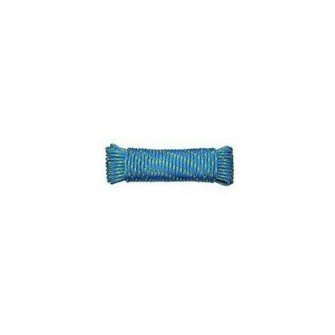 Cuerda Polipropileno Tender Blanca/Gris (30M.