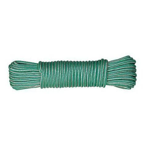 Cuerda polipropileno trenzado
