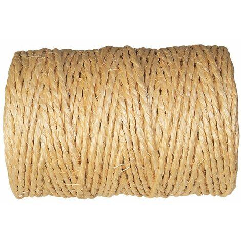 Cuerda sisal - bobina retractilada - varias tallas disponibles