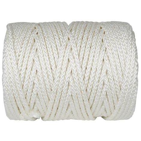Cuerda trenzada poliéster granete - varias tallas disponibles