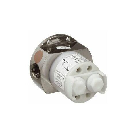 Cuerpo básico Hansgrohe para termostato de dos manijas de superficie DN15 - 10902180
