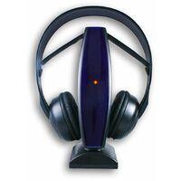 Cuffie wireless senza fili radio fm cuffie per tv pc 8 in 1 08a7466cadb1