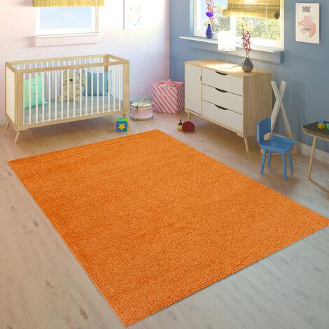 "main image of ""Cuisine de salon moderne rectangulaire avec tapis orange Casacolora CCARA"""