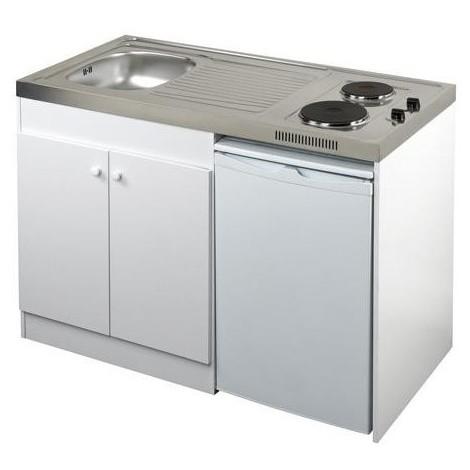 Cuisinette Boréale complète électrique - 100x60 OU 120x60