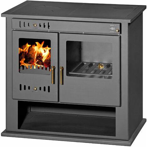 Cuisinière à bois VICTORIA 9kW - 12,5kW